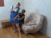 Русский брат и сестра