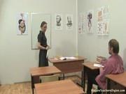 Ученик выебал учительницу русского языка