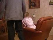 Русский инцест отца и дочки